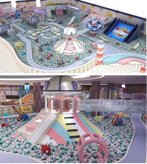 思堡特乐园即将强势来袭 引领沈城游玩新模式